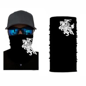 Bandana multifunkcinė skarelė kaukė su vyčiu