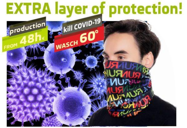 Apsauga nuo Koronos Viruso